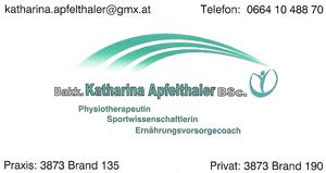 Katharina Apfelthaler
